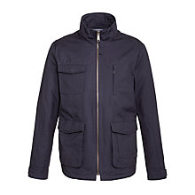Buy Selected Homme Cumnock Jacket, Navy Online at johnlewis.com