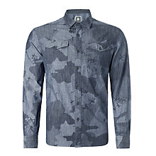 Buy G-Star Raw Mills Camouflage Shirt Online at johnlewis.com