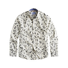 Buy Joules Huntsford Bird Print Shirt Online at johnlewis.com