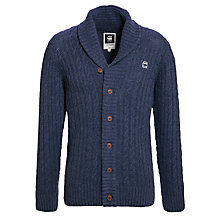Buy G-Star Raw Nimrod Shawl Neck Cardigan Online at johnlewis.com