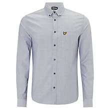 Buy Lyle & Scott Vintage Oxford Long Sleeve Shirt Online at johnlewis.com