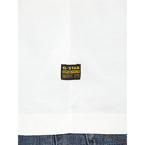 Buy G-Star Raw LWD Men's T-Shirt Online at johnlewis.com