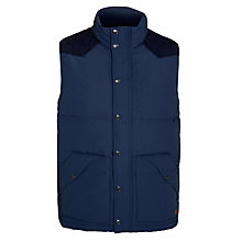 Buy Levi's Quilted Gilet Online at johnlewis.com