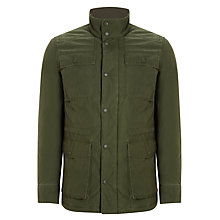 Buy Ben Sherman Wool Melton Four Pocket Field Jacket Online at johnlewis.com