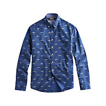 Buy Joules Huntsford Horse Print Shirt Online at johnlewis.com