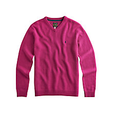 Buy Joules Retford V-Neck Jumper Online at johnlewis.com