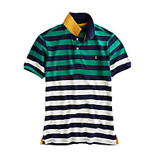 Buy Joules Webster Stripe Polo Shirt Online at johnlewis.com