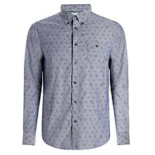 Buy Ben Sherman Paisley Print Long Sleeve Shirt Online at johnlewis.com