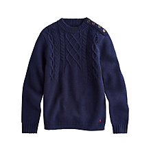 Buy Joules Beresford Cable Knit Jumper Online at johnlewis.com