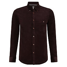 Buy Ben Sherman Pinpoint Cotton Corduroy Shirt Online at johnlewis.com