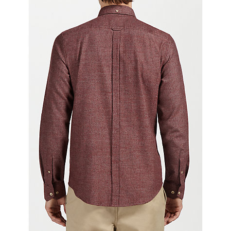 Buy Ben Sherman Dual Tone Mélange Shirt Online at johnlewis.com