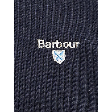 Buy Barbour Tweed Detail Rugby Shirt Online at johnlewis.com