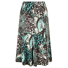 Buy CC Paisley Print Skirt, Peppermint/Multi Online at johnlewis.com