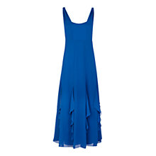 Buy Jacques Vert Long Dress, Delphinium Blue Online at johnlewis.com