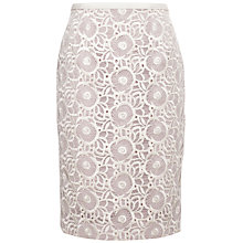 Buy Fenn Wright Manson Coleta Skirt, Chalk Online at johnlewis.com