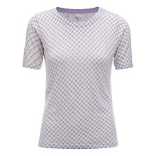 Buy Fenn Wright Manson Mali Top, Chalk/Wisteria Online at johnlewis.com