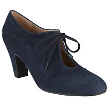 Buy John Lewis Xalao Lace-Up Suede Shoe-Boots Online at johnlewis.com