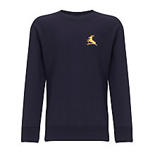 Buy Colfe's School Unisex Sweatshirt, Navy Blue Online at johnlewis.com