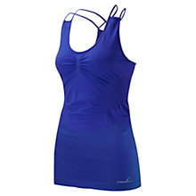 Buy Striders Edge Essential C-Map Strappy Top, Wilderness Blue Online at johnlewis.com