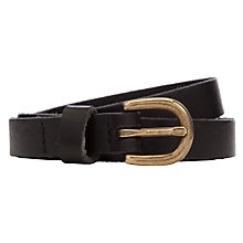 Buy Collection WEEKEND by John Lewis Lucy Heart Belt Online at johnlewis.com