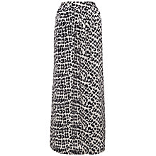 Buy Whistles Safari Print Skirt, Multi Online at johnlewis.com