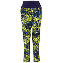 Buy Whistles Tropical Trousers, Multi Online at johnlewis.com
