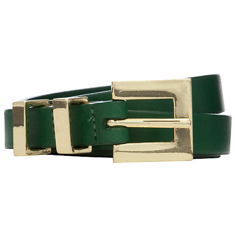 Buy COLLECTION by John Lewis Hayley Double Metal Keeper Belt Online at johnlewis.com