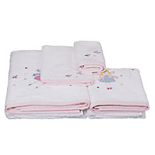 Buy little home at John Lewis Fairy Towels Online at johnlewis.com