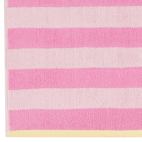 Buy little home at John Lewis Paris Bold Stripe Towels Online at johnlewis.com
