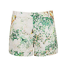 Buy Ted Baker Dancing Leaves Shorts, Jasmine Online at johnlewis.com
