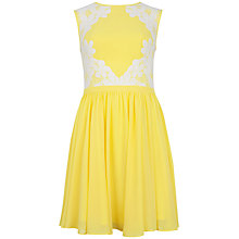 Buy Ted Baker Lace Detail Dress Online at johnlewis.com