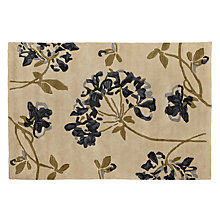 Buy John Lewis Anaiya Rug, Blue/ White Online at johnlewis.com