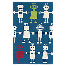 Buy Harlequin Reggie Robot Rug Online at johnlewis.com