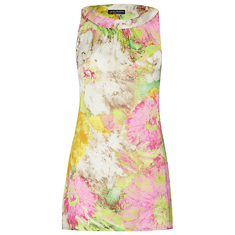 Buy James Lakeland Printed Satin Tunic Dress, Multi Online at johnlewis.com