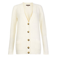 Buy Jigsaw Linen Wool Cardigan Online at johnlewis.com
