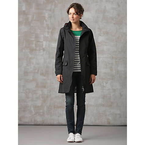 Buy Seasalt Kellifray Mac, Black Online at johnlewis.com