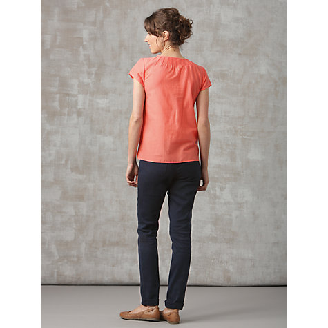 Buy Seasalt Cliff Jeans, Orca Online at johnlewis.com
