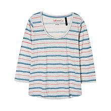 Buy Seasalt Bodrugans Top, Lace Swanpool Online at johnlewis.com