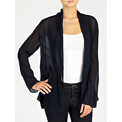 Buy Ghost Rachel Jacket, Nautical Online at johnlewis.com