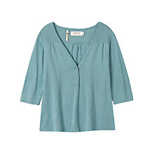 Buy Seasalt Mrs Jenkins Cardigan Online at johnlewis.com