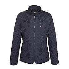 Buy Gerry Weber Diamond Quilted Jacket Online at johnlewis.com