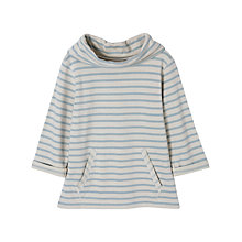 Buy Seasalt Trewssick Sweatshirt, Marwin Pebble Online at johnlewis.com
