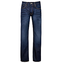 Buy G-Star Raw 3301 Lexicon Slim Tapered Jeans, Blue Online at johnlewis.com
