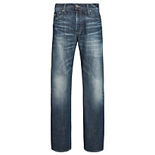 Buy G-Star Raw Memphis Loose Fit Jeans, Blue Online at johnlewis.com