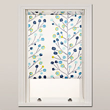 Buy Scion Berry Tree Roller Blind, Blue Online at johnlewis.com