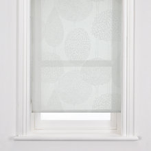 Buy Harlequin Silhouette Sheer Roller Blind, White Online at johnlewis.com