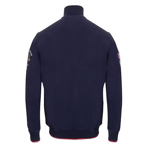 Buy Henri Lloyd Great Britain Round The World Race Jersey Jumper Online at johnlewis.com