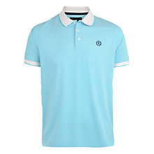 Buy Henri Lloyd Cassop Contrast Collar Polo Shirt Online at johnlewis.com