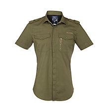 Buy Diesel Stombol-S Short Sleeve Shirt Online at johnlewis.com
