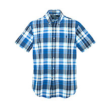 Buy Polo Ralph Lauren Custom Fit Point Collar Polo Shirt Online at johnlewis.com